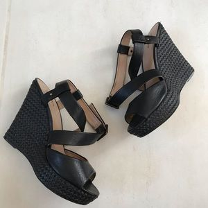 Charles by Charles David Alicia Wedge Sandals